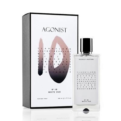 Agonist nº10 White Oud