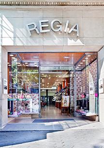 Perfumeria Regia, Passeig de Gràcia, 39