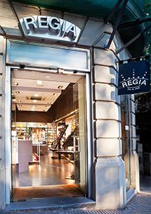 Perfumeria Regia, Santaló, 60